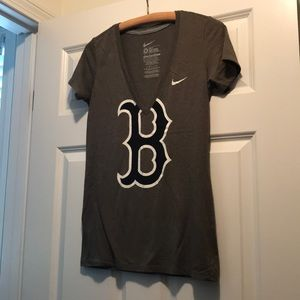 Nike Boston Red Sox Glow in the dark slim fit tee